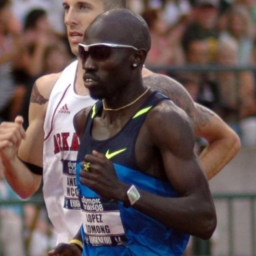 Lopez Lomong, Sudanese American Immigrant