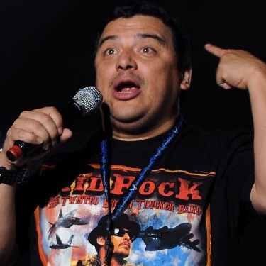 Carlos Mencia, Mexican American immigrant, one of many famous immigrant birthdays in October