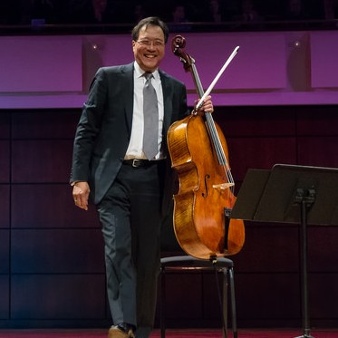 Yo-yo Ma, Chinese American immigrant of French descent