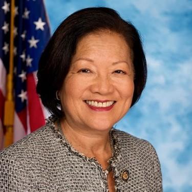 Mazie Hirono, Japanese American immigrant