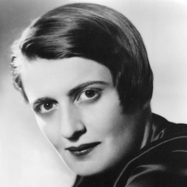 Ayn Rand, Russian American immigrant, one of many notable immigrant birthdays in February