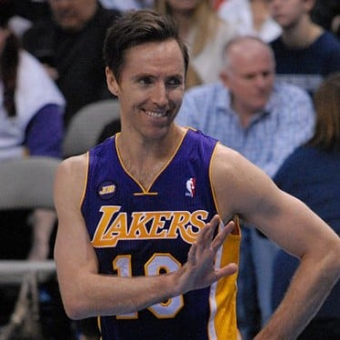 Steve Nash, Canadian American immigrant, one of several famous immigrant birthdays in February