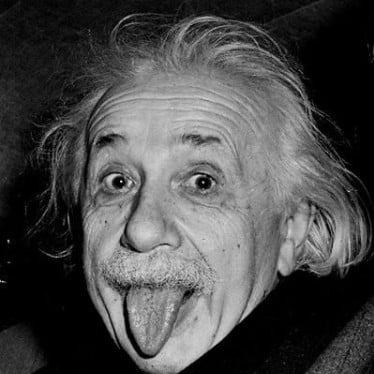 Albert Einstein, German American immigrant, one of many notable immigrant birthdays in March