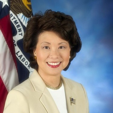 Elaine Chao, Chinese American immigrant
