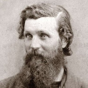 John Muir, Scottish American immigrant, one of many famous immigrant birthdays in April