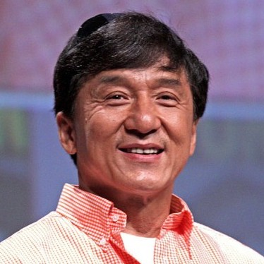 Jackie Chan, Chinese American immigrant