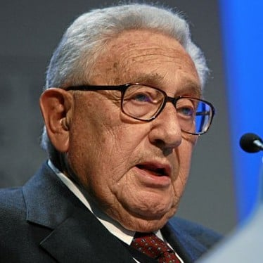 Henry Kissinger, German American immigrant, one of numerous accomplished immigrant birthdays in May