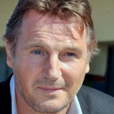 Liam Neeson, Irish American immigrant