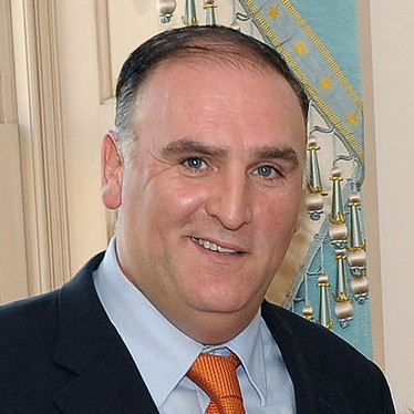 Jose Andres, Spanish American immigrant
