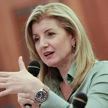 Arianna Huffington, Greek American immigrant, one of many notable immigrant birthdays in July