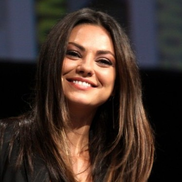 Mila Kunis, Ukrainian American immigrant, one of several famous immigrant birthdays in August