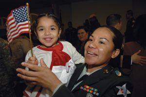 u.s. citizenship for military service member Gariela Lozano de Salinas