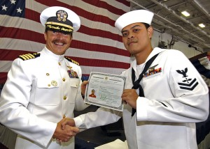 expedited citizenship through military service