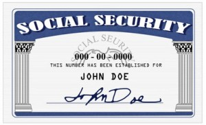 get a social security number with form i-765