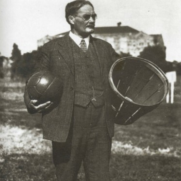 James Naismith, Canadian American immigrant, one of many notable immigrant birthdays in November