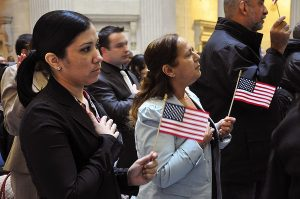 new american citizenship ceremony