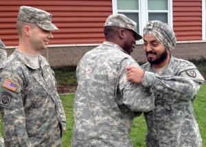 mavni, us army military