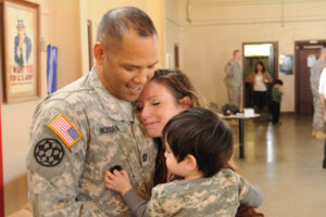 parole in place for military families