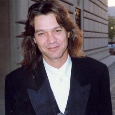 Eddie Van Halen, Dutch American immigrant