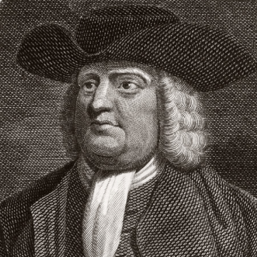 william penn english honorary us citizen
