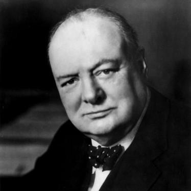 Sir Winston Churchill, English Honorary US citizen
