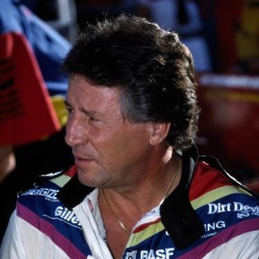 Mario Andretti, Italian American immigrant