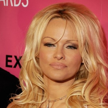 Pam Anderson, Canadian American immigrant, one of many famous immigrant birthdays in July