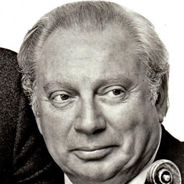 Isaac Stern, Russian American immigrant
