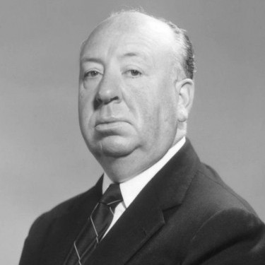 Alfred Hitchcock, English American immigrant