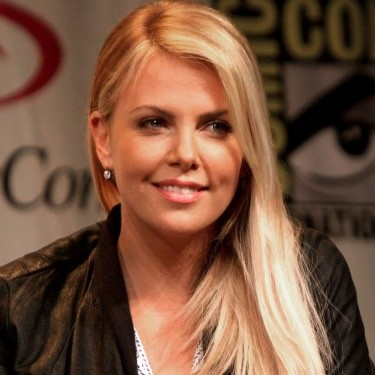 Charlize Theron, South African American immigrant