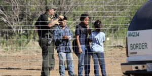 unaccompanied minors seek asylum