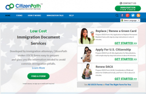 citizenpath helps immigration filers