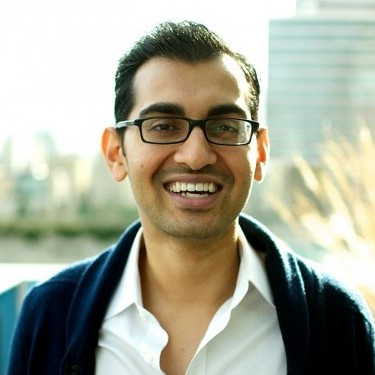 Neil Patel, Indian American English immigrant