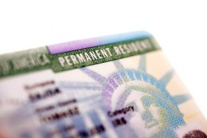 my lost green card abroad