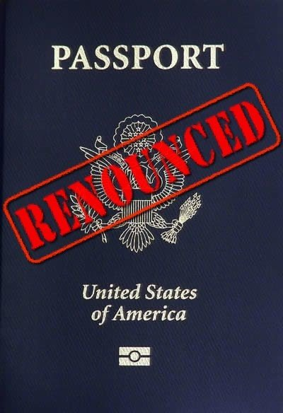 Why Some Americans Renounce Us Citizenship Citizenpath