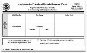 paths to legal status i-601a provisional unlawful presence waiver