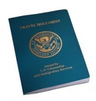 re entry permit sample