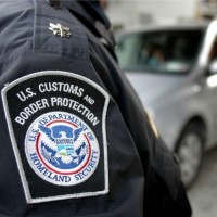 reentry permit inspection by CBP officer
