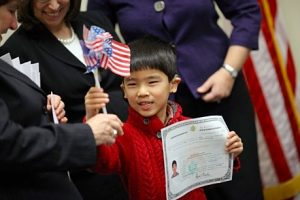 child acquisition of citizenship
