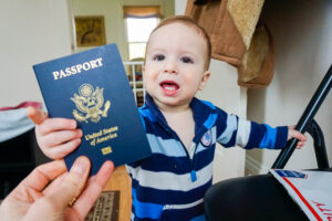 getting a consular report of birth abroad for your child