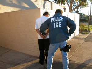 ice arrests and deports asylum seekers