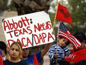 dapa daca protests