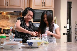 How to help a mother get a green card