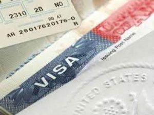 immigrant visa through consular processing or adjustment of status