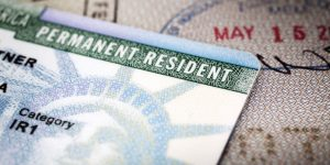 conditional green card