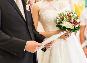 Instructions for applying for naturalization through marriage