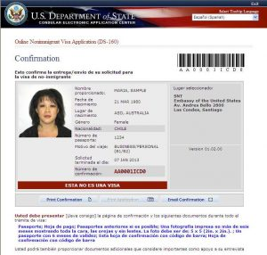 ds-160-visa-visa-confirmation