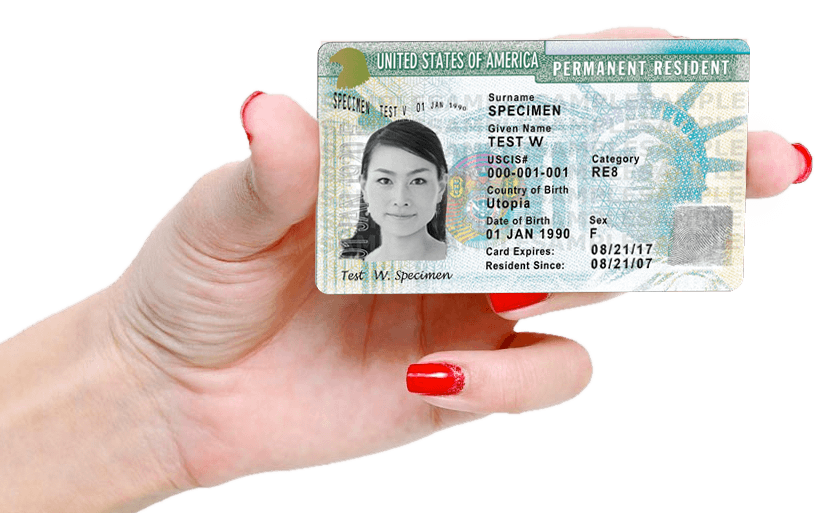 green card renewal questions
