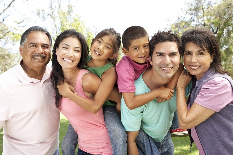 family preference categories for spouse and child