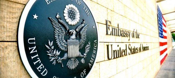 consular processing at US embassy